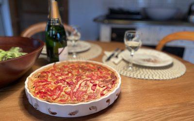 Quiche Lorraine – eine klassische Liaison aus Speck und Zwiebeln